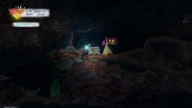 Firefly Elixir inside - Chapter 10 | Collectibles - Collectibles - Child of Light Game Guide
