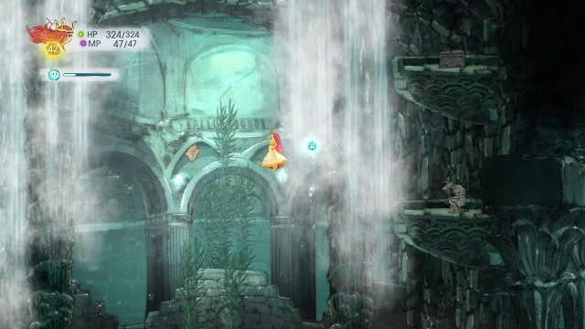 Continue to the left - Chapter 10 | Collectibles - Collectibles - Child of Light Game Guide