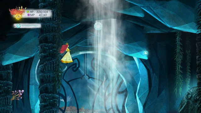 Tumbled Sapphire - Chapter 10 | Collectibles - Collectibles - Child of Light Game Guide