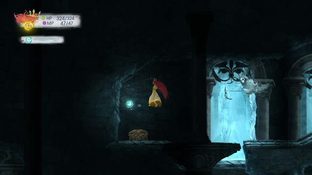 Rough Tourmaline - Chapter 10 | Collectibles - Collectibles - Child of Light Game Guide