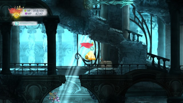 Rough Ruby inside - Chapter 10 | Collectibles - Collectibles - Child of Light Game Guide