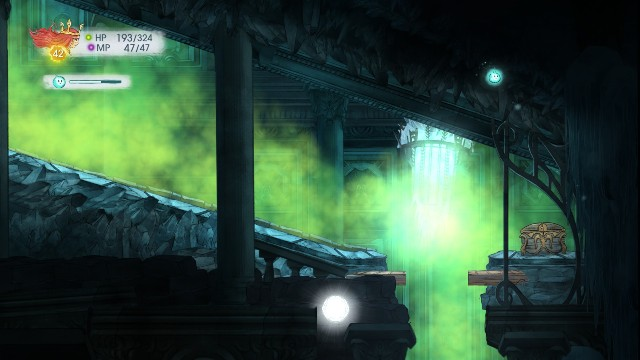 Unstoppable Elixir inside - Chapter 10 | Collectibles - Collectibles - Child of Light Game Guide