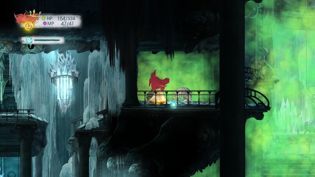Youll get a Rough Amethyst from here - Chapter 10 | Collectibles - Collectibles - Child of Light Game Guide
