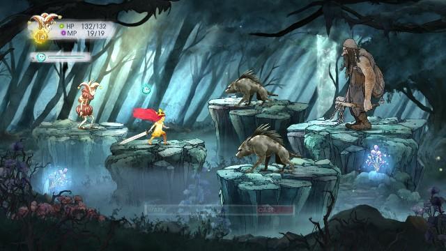 Giant Ogre | Bosses - Child of Light Game Guide
