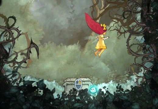 In this chest, there is Rough Ruby - Chapter 3 | Collectibles - Collectibles - Child of Light Game Guide