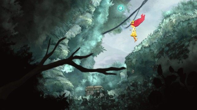 Inside the chest, you will find Revive - Chapter 3 | Collectibles - Collectibles - Child of Light Game Guide