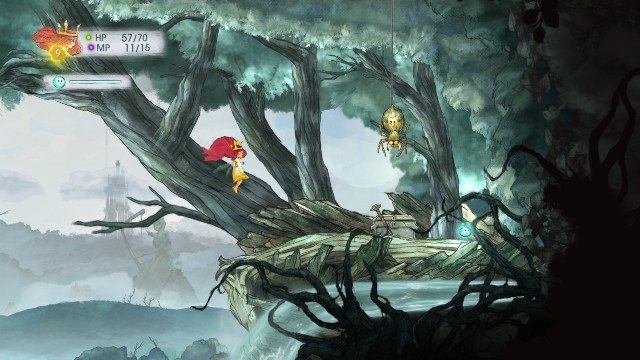 You will receive Rough Sapphire - Chapter 3 | Collectibles - Collectibles - Child of Light Game Guide