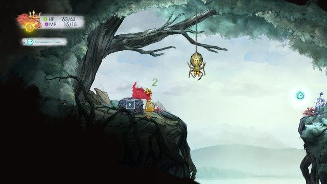 You will receive two Rough Sapphires - Chapter 3 | Collectibles - Collectibles - Child of Light Game Guide