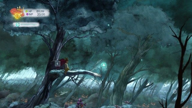 Inside, you find dwa Healing Tonic - Chapter 3 | Collectibles - Collectibles - Child of Light Game Guide