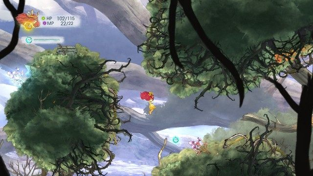 Z niej dostaniesz Healing Tonic - Chapter 3 | Collectibles - Collectibles - Child of Light Game Guide