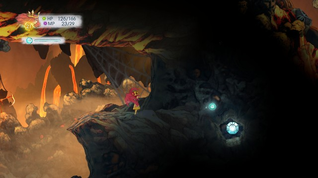 Inside, there is a Potent Healing Tonic - Chapter 6 | Collectibles - Collectibles - Child of Light Game Guide