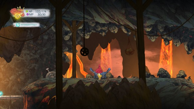 Inside, there is a Magic Potion - Chapter 6 | Collectibles - Collectibles - Child of Light Game Guide