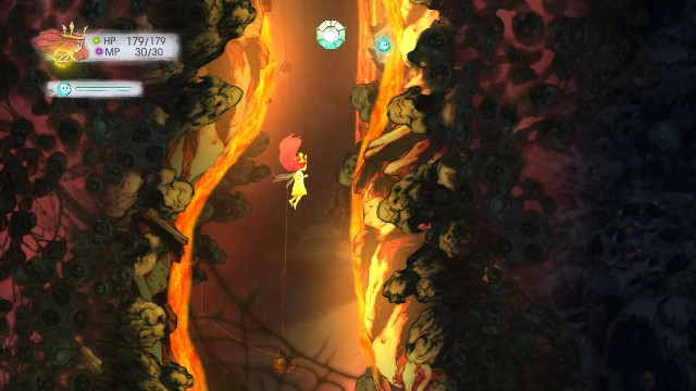 After breaking the stone, you get a Lull Elixir - Chapter 6 | Collectibles - Collectibles - Child of Light Game Guide