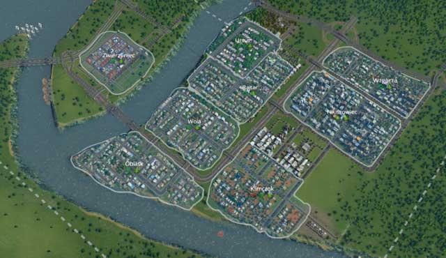 Best City Design Cities Skylines