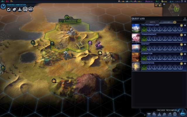 Five victories   Victory - Sid Meier's Civilization: Beyond