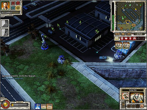 Use Kamikaze, Tsunami tanks (groups of 5 units) and Yuriko to put an end to the allied three buildings in their base - two airports and CY - Empire of The Rising Sun - Amsterdam - part 1 - Empire of The Rising Sun - Command & Conquer: Red Alert 3 - Game Guide and Walkthrough