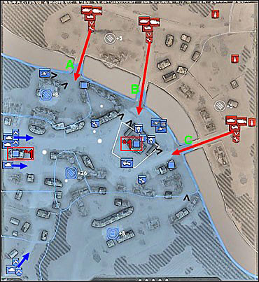 Mission 4 Carentan Counter Company Of Heroes Game