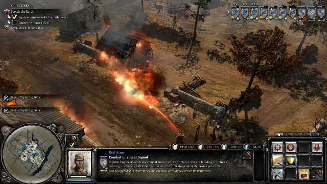 company of heroes 2 campaign rewards
