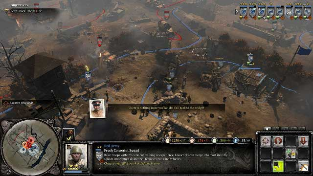 Mission 02 Scorched Earth The Campaign Mode Company Of