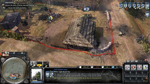 Mission 09 Radio Silence The Campaign Mode Company Of Heroes 2 Game Guide Gamepressure Com