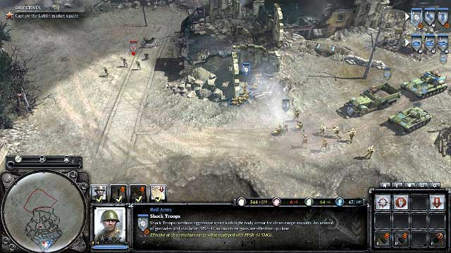 Mission 10 Lublin The Campaign Mode Company Of Heroes 2 Game