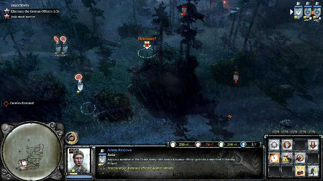 Mission 11 Behind Enemy Lines The Campaign Mode Company Of