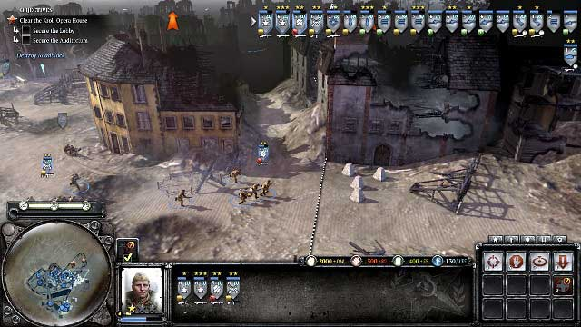 Mission 14 Reichstag The Campaign Mode Company Of Heroes 2