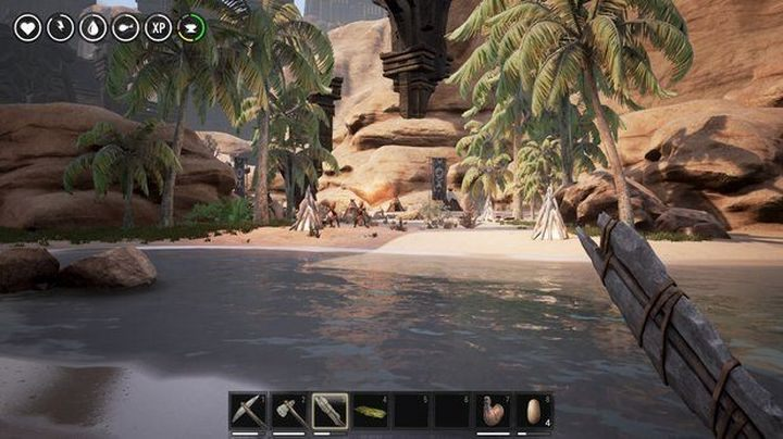 1 - Crafting, Battle and Steel for Solo Players| Conan Exiles - Tips from GameStar.de - Conan Exiles Game Guide