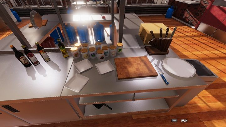 Prepare your working space. - Preparation and scheme of effective work in the kitchen in Cooking Simulator - Abilities and skills (unlocks) - Cooking Simulator Guide