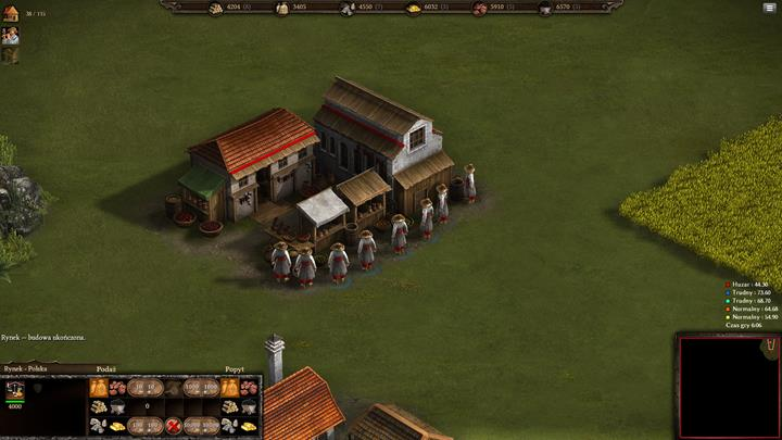 Invest in building a market as soon as you can - Advice - The Basics - Cossacks 3 Game Guide
