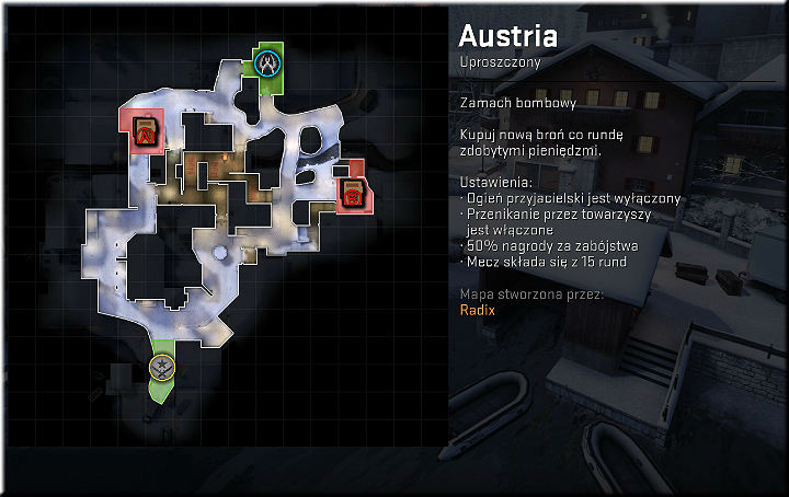 Austria sees us enter a charming mountainous town with two separate bombsites - New Maps in Operation Hydra - Gameplay mechanics - Counter-Strike: Global Offensive Game Guide