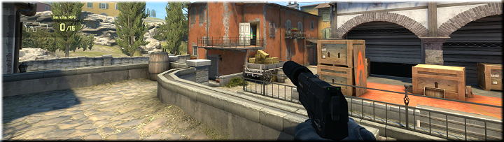 A useful elevated vantage point - Mission 5 Inferno: Scavengers - Missions - CS GO Game Guide