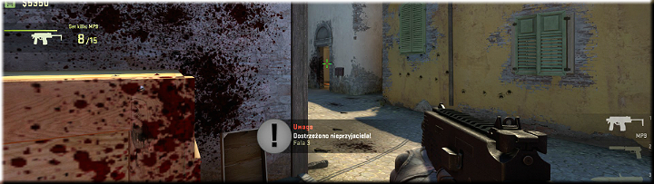 This location offers eyes on the building - Mission 5 Inferno: Scavengers - Missions - CS GO Game Guide