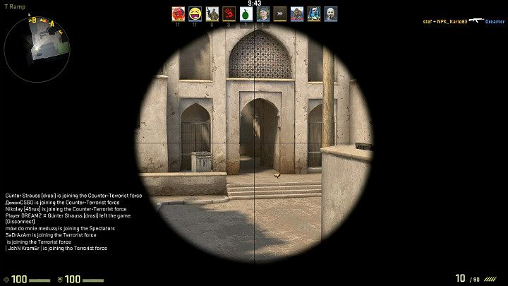 In FPS (First Person Shooter) games, aiming plays a crucial role - Aiming in CS GO - Gameplay - CS GO Game Guide