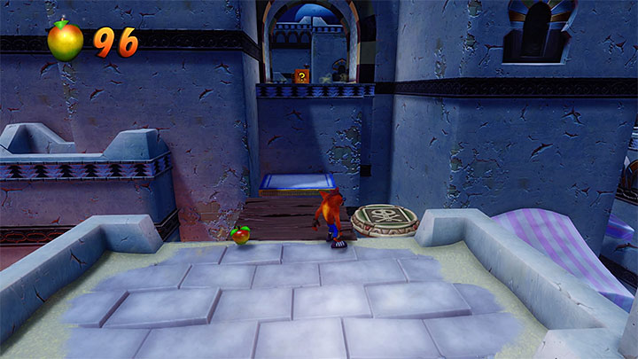 1 - Flaming Passion | Crash Bandicoot 3 | Levels - Crash Bandicoot 3 - Future location - Crash Bandicoot N. Sane Trilogy Game Guide