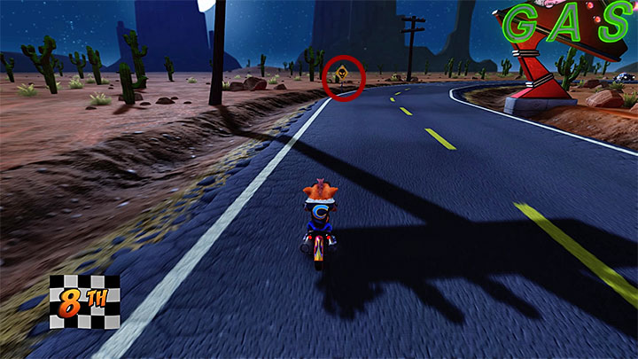 You can find the portal to Hot Coco in the fourteenth Road Crash mission, i - Hot Coco and Eggipus Rex | Crash Bandicoot 3 | Secret Levels - Crash Bandicoot 3 - Secret levels - Crash Bandicoot N. Sane Trilogy Game Guide