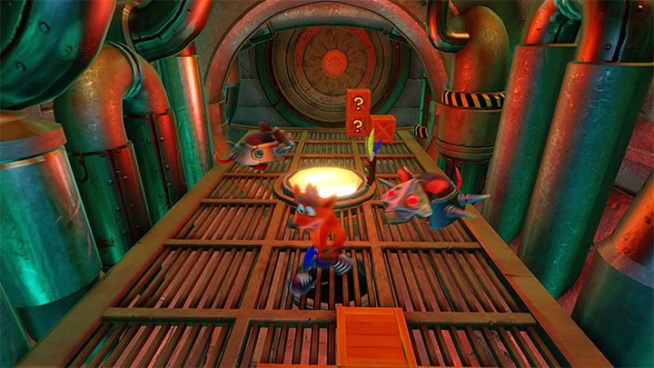 1 - Sewer or Later | Crash Bandicoot 2 | Levels - Crash Bandicoot 2 - Sewer Warp Room - Crash Bandicoot N. Sane Trilogy Game Guide