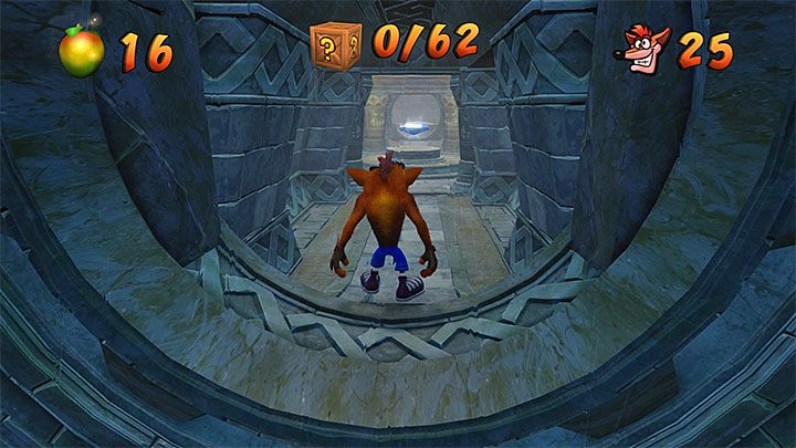 The Blue Gem can be acquired in the Turtle Woods - Laser Powered Vengeance | Crash Bandicoot 2 Trophy Guide - Crash Bandicoot 2: Cortex Strikes Back - Crash Bandicoot N. Sane Trilogy Game Guide