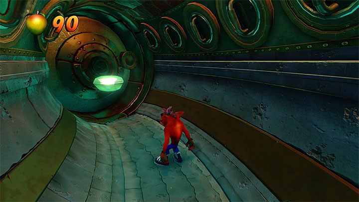 The Green Gem can be acquired in the Eel Deal level - Laser Powered Vengeance | Crash Bandicoot 2 Trophy Guide - Crash Bandicoot 2: Cortex Strikes Back - Crash Bandicoot N. Sane Trilogy Game Guide