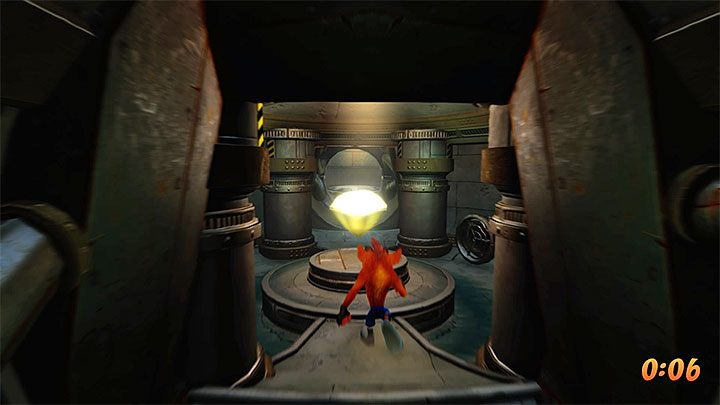 The Yellow Gem can be found in the Plant Food level - Laser Powered Vengeance | Crash Bandicoot 2 Trophy Guide - Crash Bandicoot 2: Cortex Strikes Back - Crash Bandicoot N. Sane Trilogy Game Guide