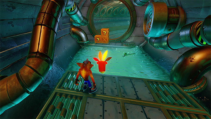 Follow the sewers - The Eel Deal | Crash Bandicoot 2 | Levels - Crash Bandicoot 2 - Ice Warp Room - Crash Bandicoot N. Sane Trilogy Game Guide