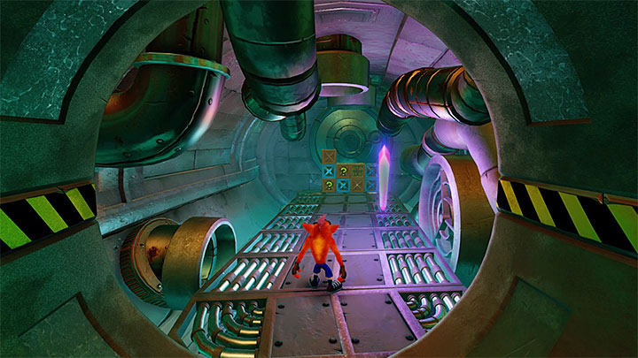 Follow the main part of the sewers - The Eel Deal | Crash Bandicoot 2 | Levels - Crash Bandicoot 2 - Ice Warp Room - Crash Bandicoot N. Sane Trilogy Game Guide