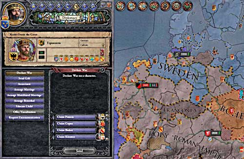King   Riding on a Top - Crusader Kings 2 Game Guide   gamepressure com