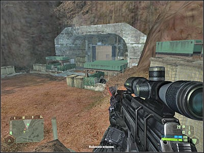 Neutralizing heavy machine gun posts would allow you to use one of these weapons to attack (and surprise) enemy forces - Mission 6 - part 6 - Mission 6 - Awakening - Crysis - Game Guide and Walkthrough