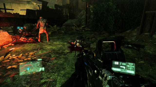crysis 3 walkthrough meet psycho and claire