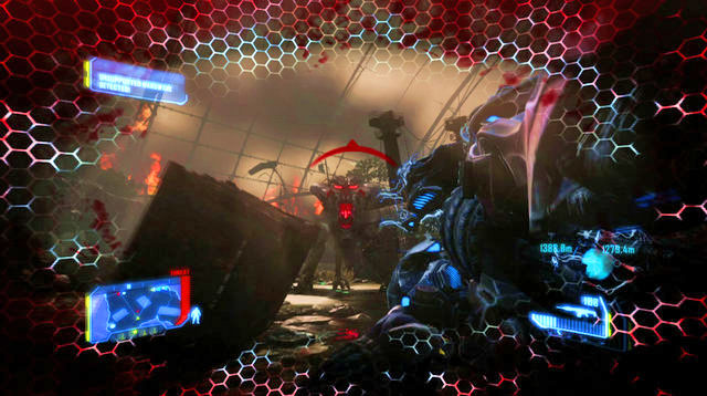 Get on the car and drive towards your objective - Reach the CELL command center - Red Star Rising - Crysis 3 - Game Guide and Walkthrough