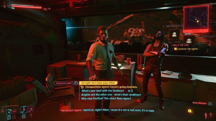 <b>NetWatch</b> / <b>Voodoo Boys</b> - who to choose? - Cyberpunk 2077 Guide