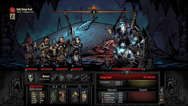 Drowned Crew - Drowned Crew | Bosses - Bosses - Darkest Dungeon Game Guide & Walkthrough