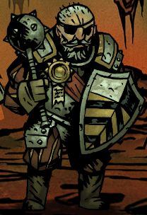 Man-at-Arms is a class that is best fitted to the role of a tank, mixed a bit with support class - Man-at-Arms | Game mechanics - Hero classes - Darkest Dungeon Game Guide & Walkthrough