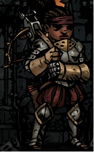 Arbalest is a class that combines properties of a damage dealer and of support class that offers a plethora of practical abilities to the party that both strengthen the party and weaken the opponent - Arbalest | Game mechanics - Hero classes - Darkest Dungeon Game Guide & Walkthrough